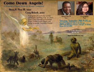 Come Down Angels poster